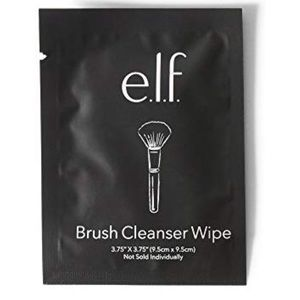 FREE, e.l.f. Brush Cleaner Wipes (10 wipes)